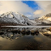 Snowed in Convict Lake :