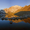 Convict Lake Sunrise (Panoramic).