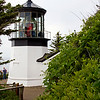 Oregon Coast - Cape Meares Lighthouse :