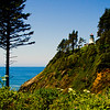 Oregon Coast - Heceta Head Lighthouse :