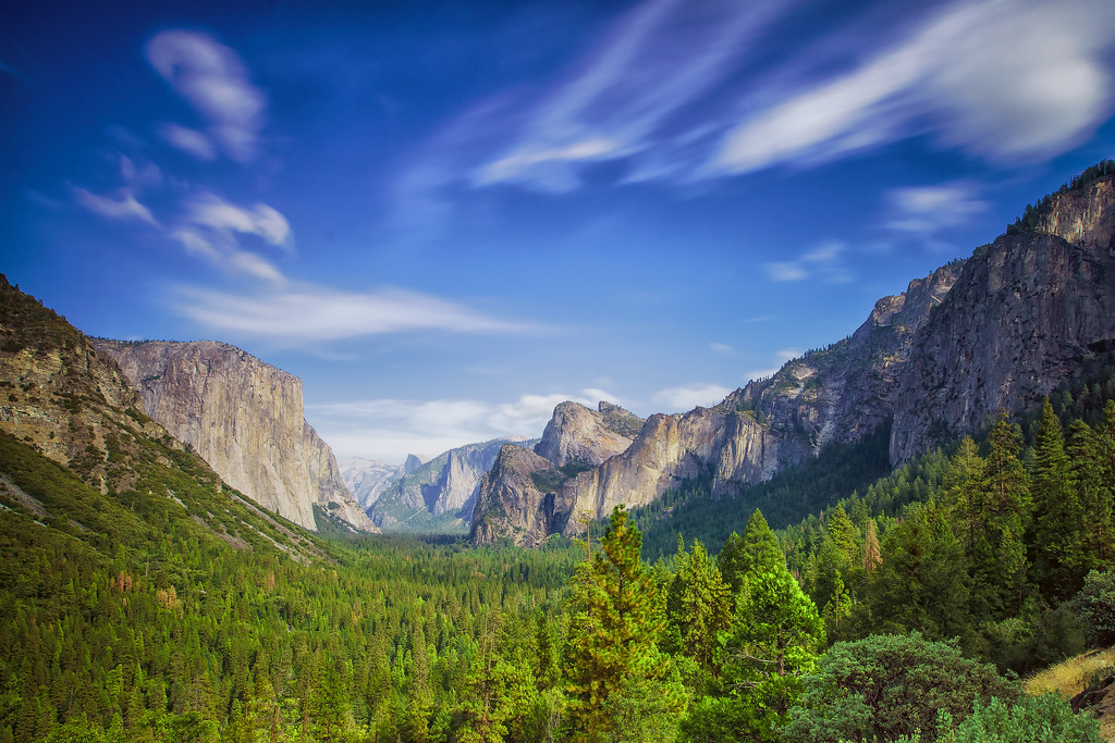 View from Tunnel View